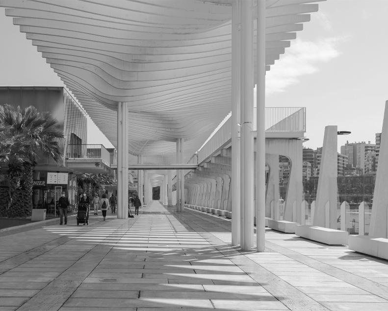 Muelle 1 de Málaga - Víctor Rodriguez